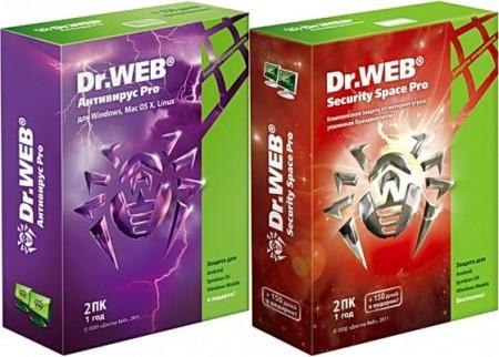 Dr.Web Anti-Virus & Security Space 7.0.1.10010 Final