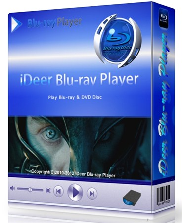 iDeer Blu-ray Player 1.0.0.0992 Portable by SamDel