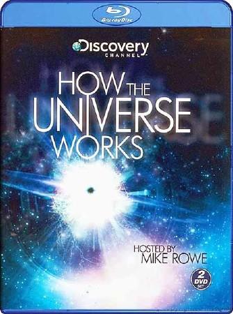Как устроена Вселенная II. Очаги Жизни / How the Universe Works II. The Furnaces of Life (2012) HDTV