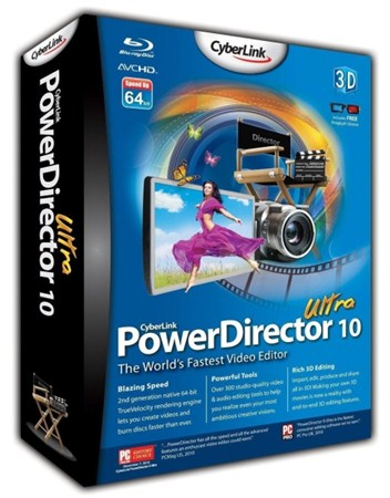 CyberLink PowerDirector Ultra 10.0.0.2023 Final