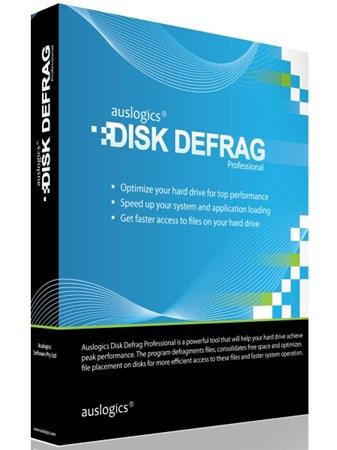 Auslogics Disk Defrag Pro 4.1.0.0
