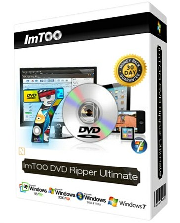 ImTOO DVD Ripper Ultimate 7.5.0.20121016