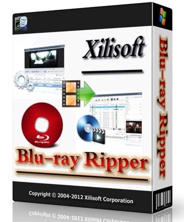 Xilisoft Blu-ray Ripper 7.1.0.20121016