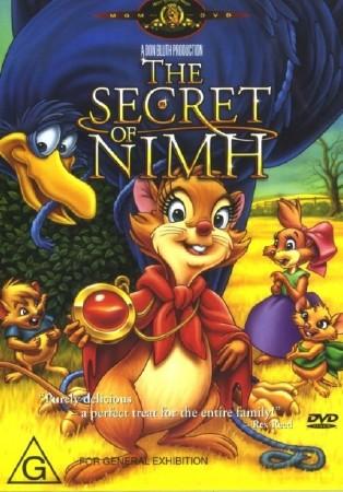 Секрет Н.И.М.Х. / Секрет Крыс / The Secret of NIMH (1982) BDRip
