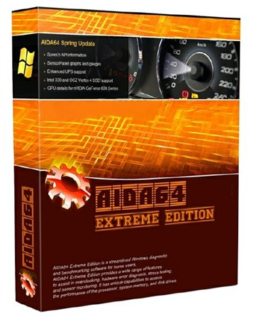 AIDA64 Extreme Edition 2.60.2160 Beta