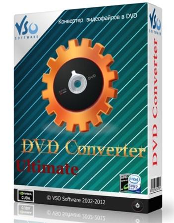 VSO DVD Converter Ultimate 2.1.1.16 Final