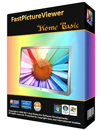 FastPictureViewer Home Basic 1.9 Build 271 Portable by SamDel