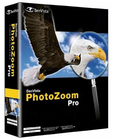 Benvista PhotoZoom Pro 5.0.2 Portable by SamDel