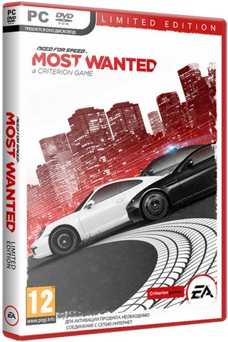 Need for Speed: Most Wanted (2012/PC/RUS/) RePack by a1chem1st