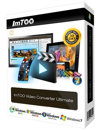 ImTOO Video Converter Ultimate 7.6.0 Build 20121027