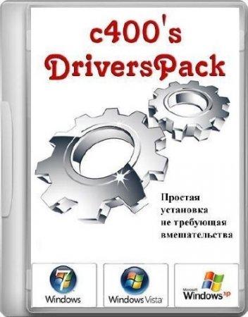 "c400""s DriversPack 6.8"