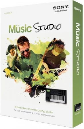 Sony ACID Music Studio 9.0 Build 32