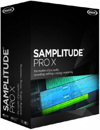 MAGIX Samplitude Pro X Suite 12.0.0.59
