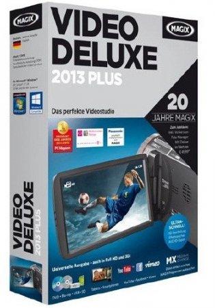 MAGIX Видео делюкс 2013 Plus 12.0.1.4