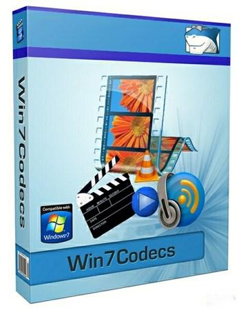 Win7codecs 3.8.3 + x64 Components