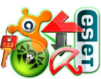 Ключи для ESET NOD32, Kaspersky, Avast, Dr.Web, Avira [от 20 октября] (2012)