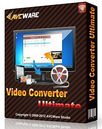 AVCWare Video Converter Ultimate 7.6.0 Build 20121027