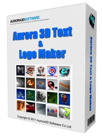 Aurora 3D Text & Logo Maker 12.10.30