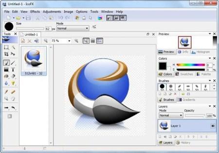 IcoFX 2.3.1