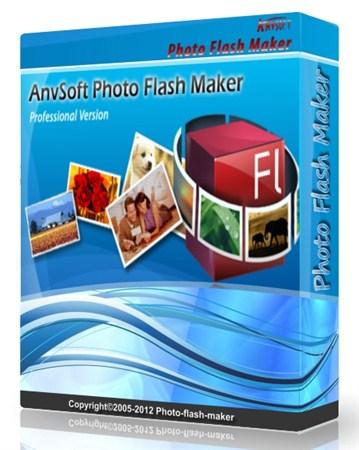 AnvSoft Photo Flash Maker Professional 5.50 Portable by SamDel