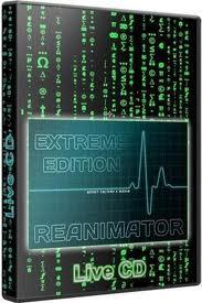 Reanimator Live CD / USB final x86  RUS (2012)