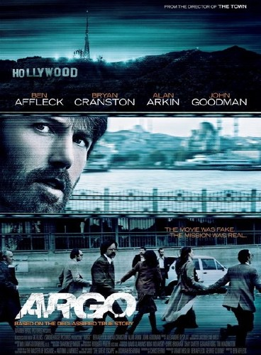 Операция «Арго» / Argo (2012/TS/1400Mb)