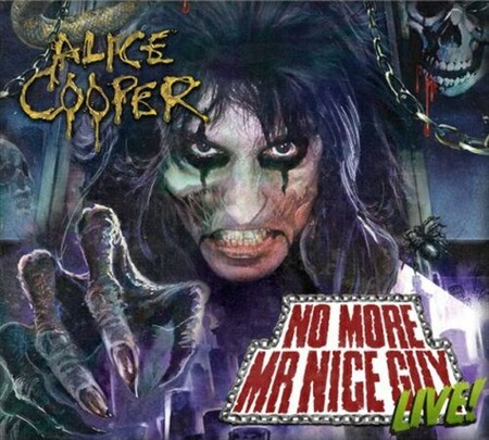 ALICE COOPER- No More Mr. Nice Guy Live! - (2012) Mp3
