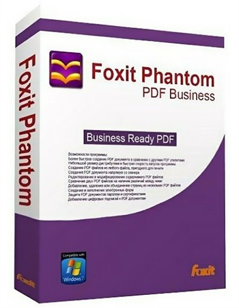 Foxit PhantomPDF Business 5.4.3.1106 Portable by SamDel