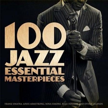 100 Jazz Essential Masterpieces (2012)