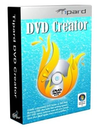 Tipard DVD Creator 3.1.22