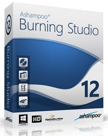Ashampoo Burning Studio 12 12.0.1.8 (3510) Final Portable by SamDel