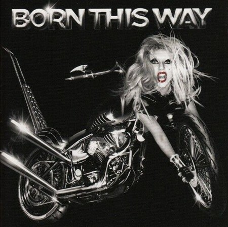 Lady Gaga - Born This Way (2011) FLAC