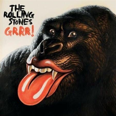 The Rolling Stones - GRRR! (2012)