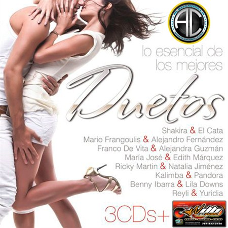 VA - Lo Esencial De Los Mejores Duetos (2012)