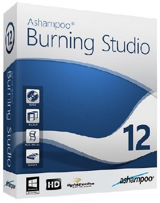 Ashampoo Burning Studio 12.0.1.8 Portable by punsh