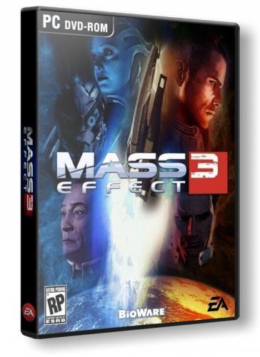 Mass Effect 3 [v.1.04.5427.111 + 4 DLC] (2012/PC/Repack/Rus) by a1chem1st