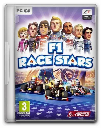 F1 Race Stars (2012/ENG/MULTI7/RePack) by R.G. ILITA