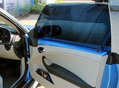 Тонирование автомобильных стекол своими руками видеокурс