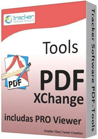 Tracker Software PDF-Tools 4.0.0207 Portable