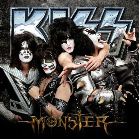 Kiss - Monster (2012) FLAC