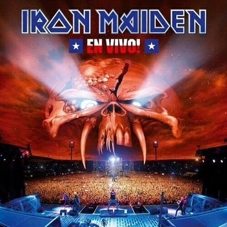 Iron Maiden - En Vivo! (2012)