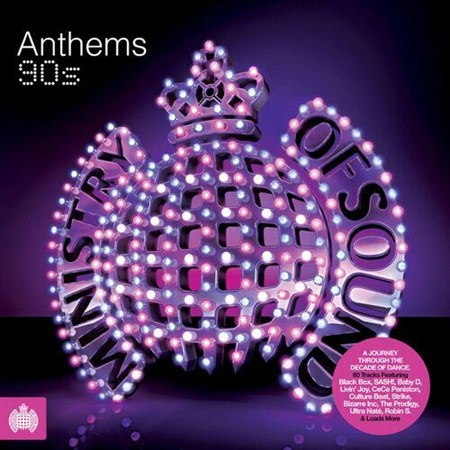 VA - Ministry Of Sound Anthems 90s (2012)