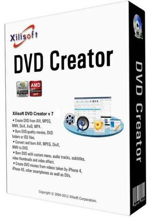 Xilisoft DVD Creator 7.1.2.20121115