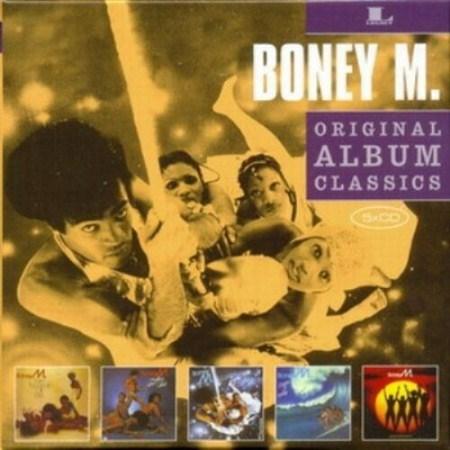Boney M - Original Album Classics (2011)