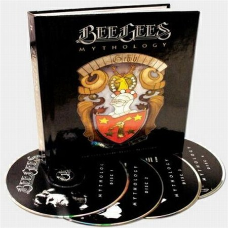 Bee Gees - Mythology The 50th Anniversary Collection (2010)