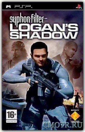 Syphon Filter Logans Shadow (2007) (RUS) (PSP)