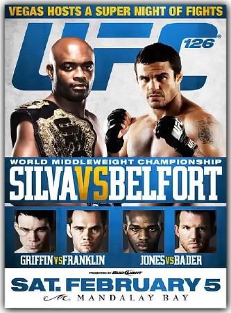 UFC 126 - Silva vs Belfort + Prelims (2011) MMA,HDTVRip