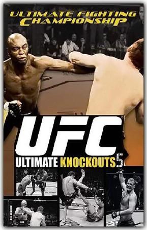 Лучшие нокауты UFC 5 / UFC Ultimate Knockouts 5 (2008) MMA,DVDRip