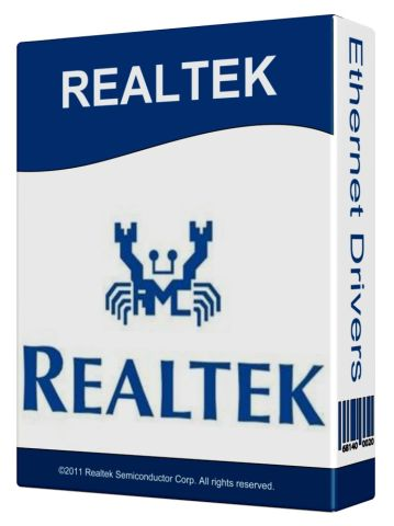 Realtek Ethernet Drivers 8.007 Win8 + 7.065 Win7 + 6.252 Vista + 5.806 WinXP