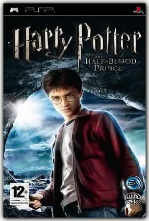 Harry Potter and the Half-Blood Prince (2009) (RUS) (PSP)